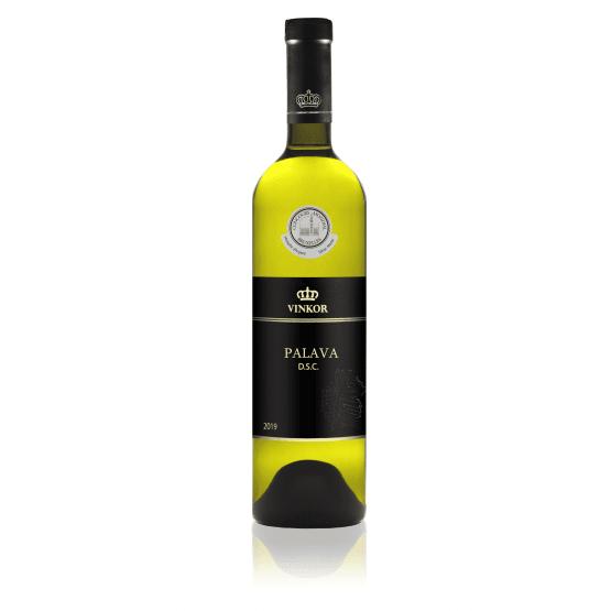 Biele víno Pálava 2019 - vinárstvo Vinkor Malé Karpaty